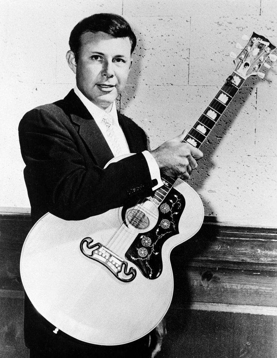 July 31, 1964: Jim Reeves, a country balladeer