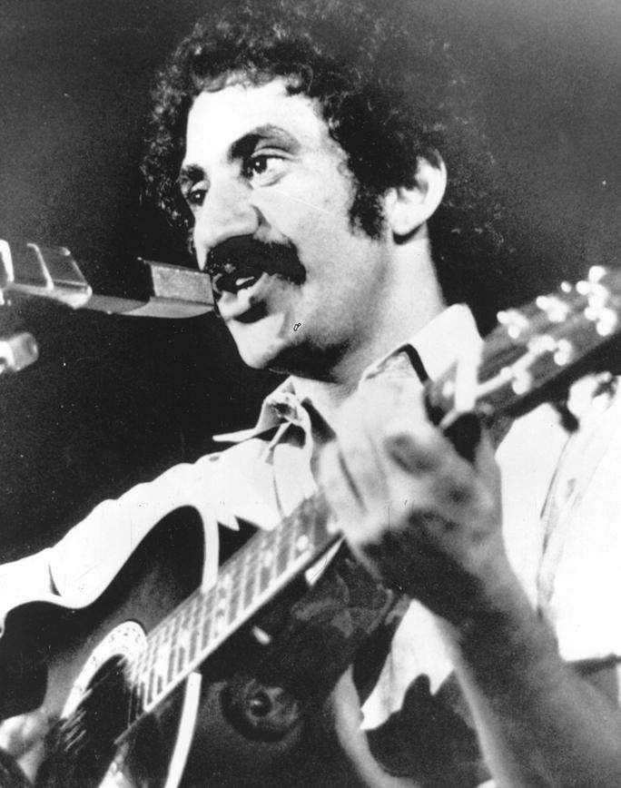 Sept. 20, 1973: Singer Jim Croce, known for
