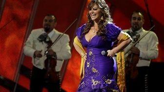 Dec. 9, 2012: Mexican-American grupero singer Jenni Rivera