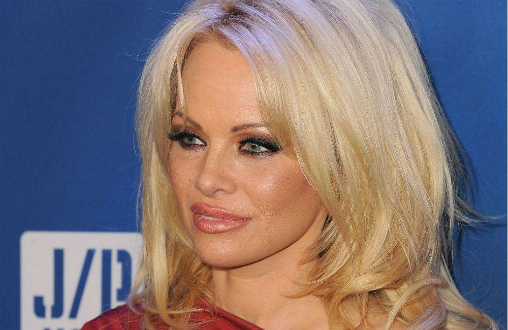 Actress Pamela Anderson has collaborated with PETA on