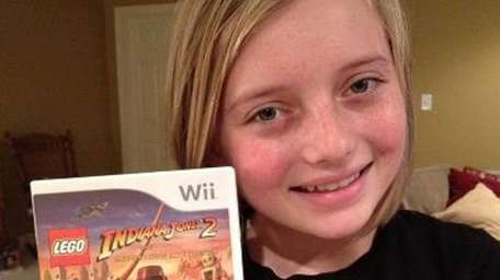 A 12-year-old girl from Alabama has given up