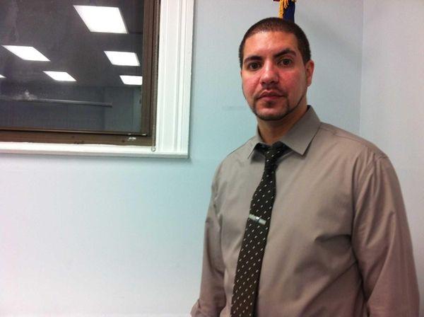 Ray Velez is an Amityville school district social
