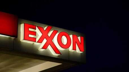 Among the predictions Exxon made in its annual