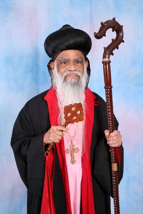 Metropolitan His Grace Mathews Mar Barnabas died in