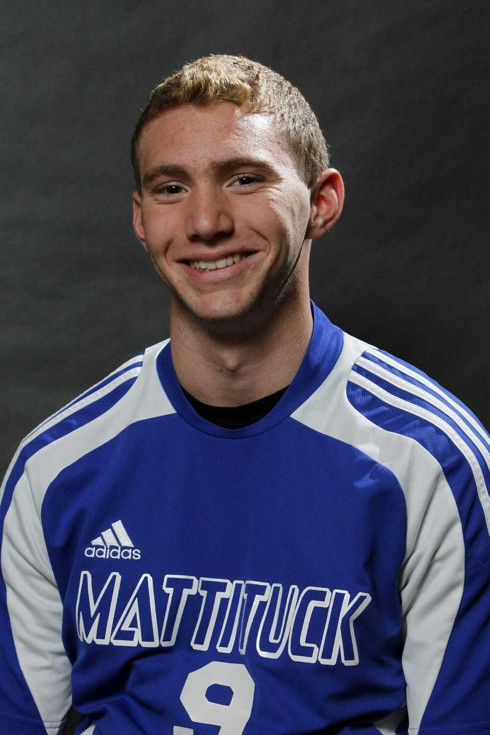 DAVID BURKHARDT Mattituck, Midfielder, Senior Burkhardt had 24