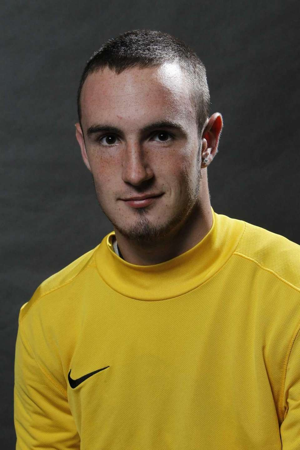 BRIAN MCPARTLAND Hicksville, Goalkeeper, Senior Recorded eight shutouts
