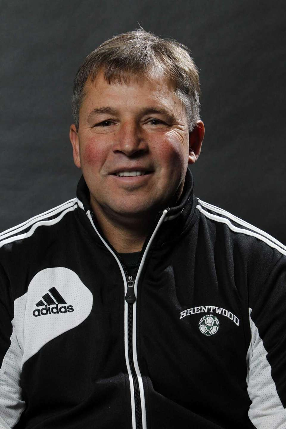 RON EDEN, SUFFOLK COACH OF THE YEAR Brentwood