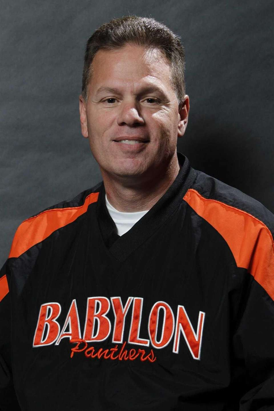 SUFFOLK COACH OF THE YEAR: RICK PUNZONE Babylon