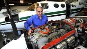 Edward Libassi, president of A&P Aircraft Maintenance, Inc.
