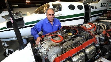 Edward Libassi, president of A&P Aircraft Maintenance, Inc.