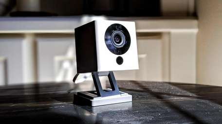 The Wyze Cam is only $25.98 and has