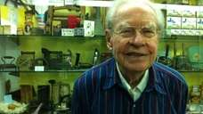 William T. Lauder, 90, is a lifelong resident