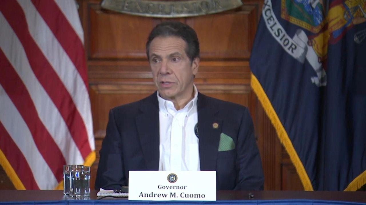 On Tuesday, Gov. Andrew M. Cuomo said he