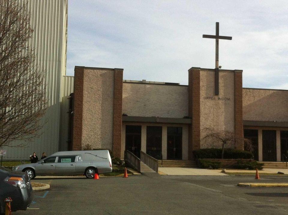 The Upper Room Christian World Center in Dix