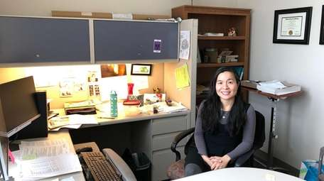 Oanh Meyer, an assistant adjunct professor with the