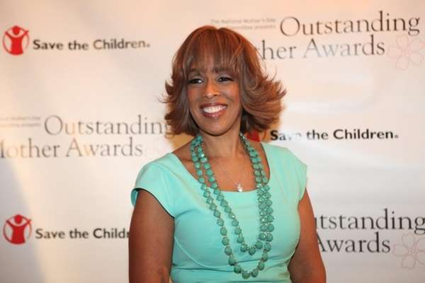 In May of this year, Gayle King was