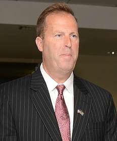 Kevin Law, president and chief executive of the