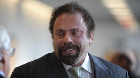 Ethan Ellner is a friend of Steve Levy