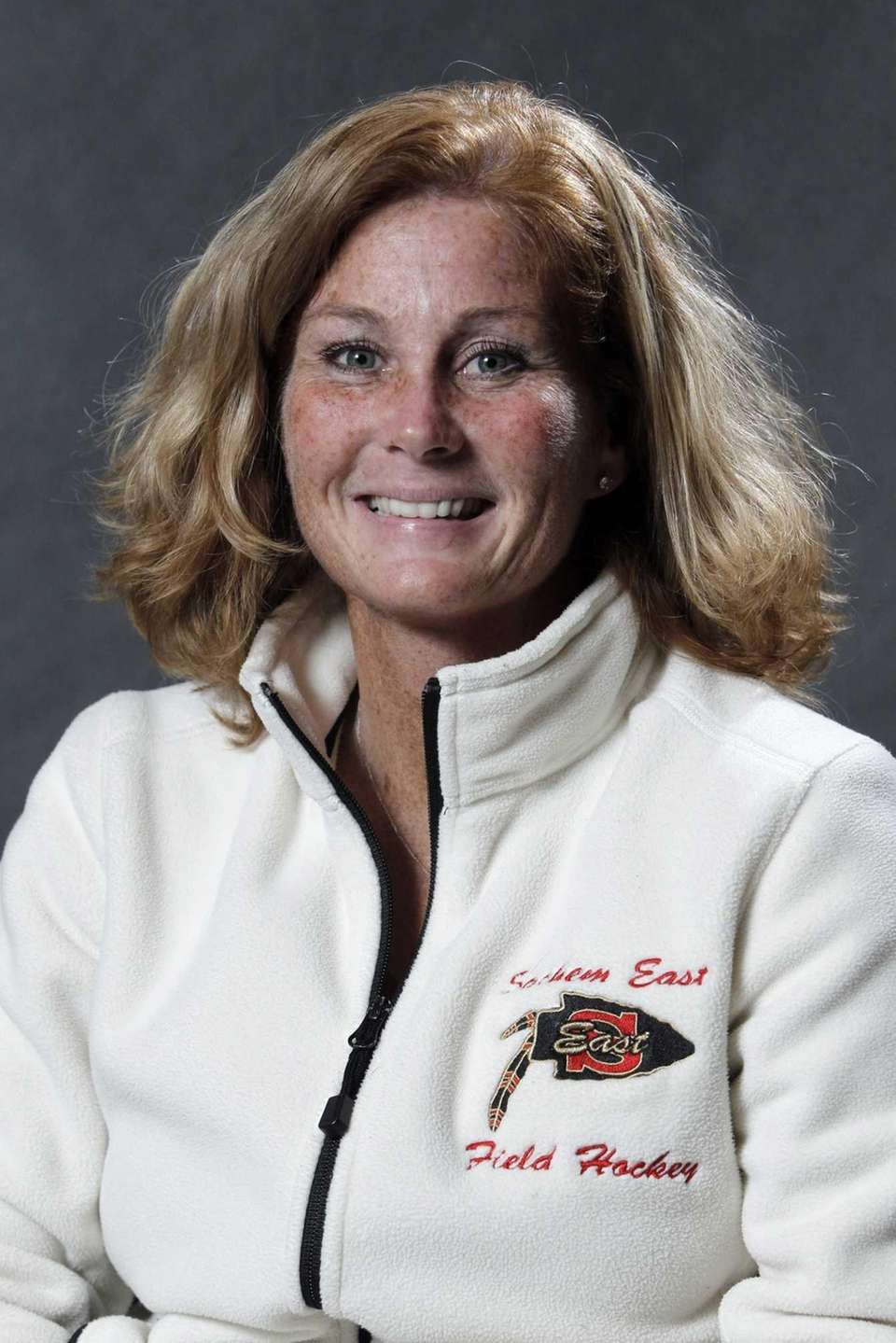 TINA MOON Sachem East Suffolk field hockey coach