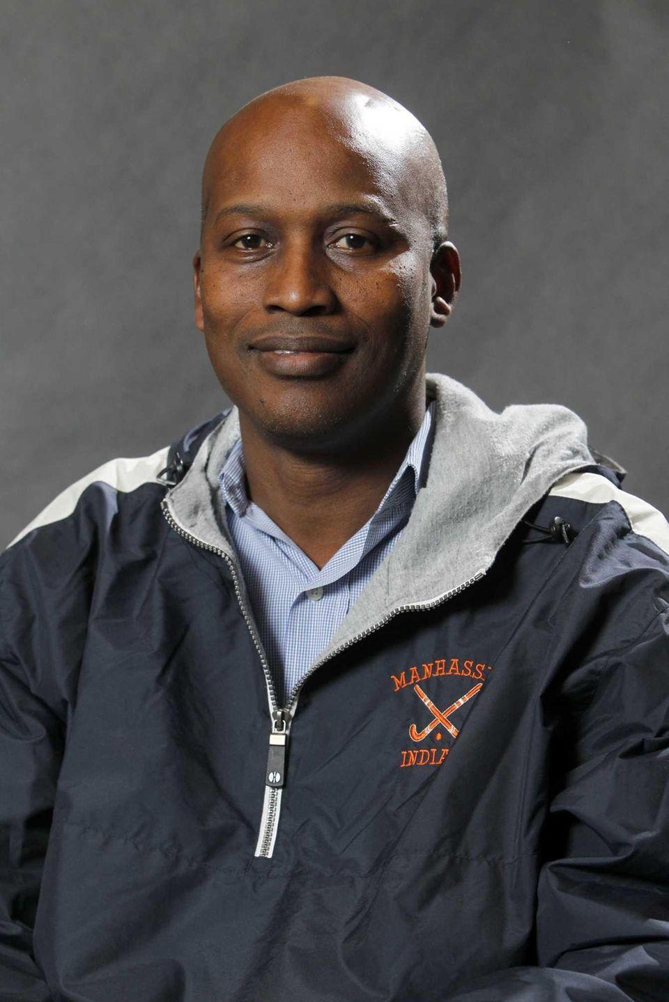 STEVE SPROUL Manhasset Nassau field hockey coach of