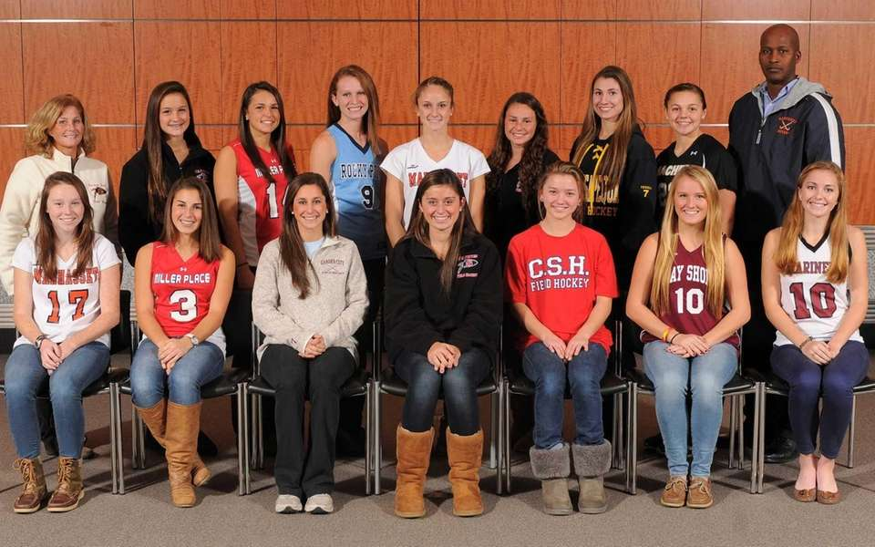 Newsday's 2012 All-Long Island varsity field hockey first