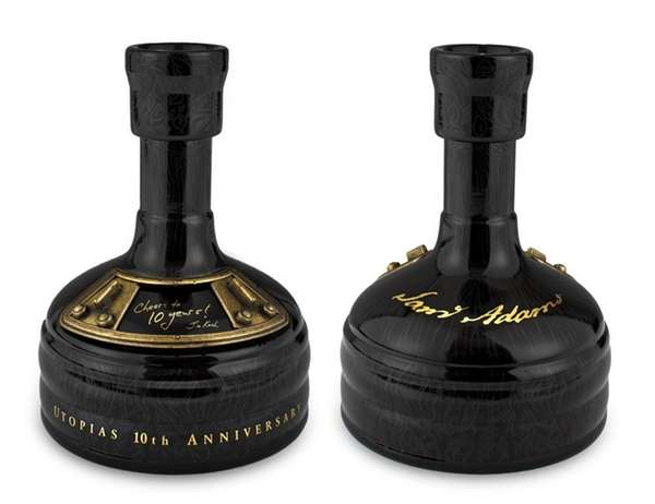 The 2012 batch of Samuel Adams Utopias has