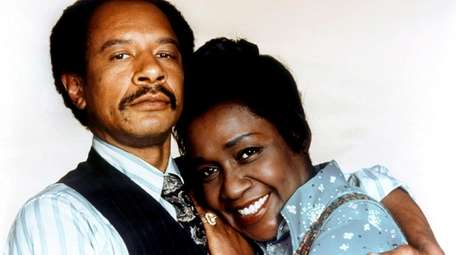 "Sherman Hemsley and Isabel Sanford on ""The"
