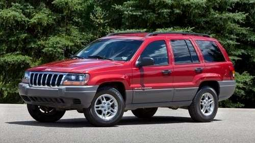 Owners of 2002 Jeep Grand Cherokees don't necessarily