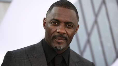 In this July 13, 2019, file photo, Idris