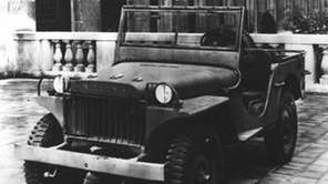 The 1941 Willys Jeep was first created to