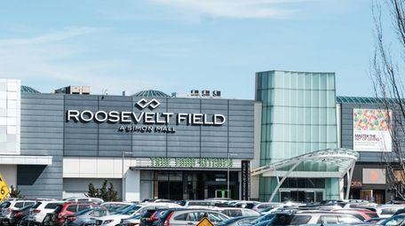Roosevelt Field Mall in Garden City on Saturday.