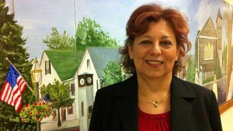 Nora Schual, of Rockville Centre, has been director