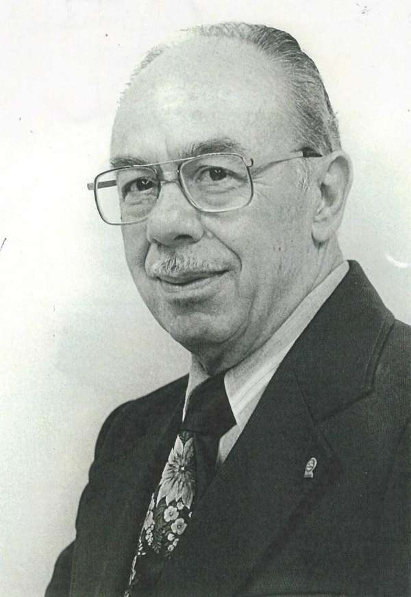 Photo of Alfred F. Samenga