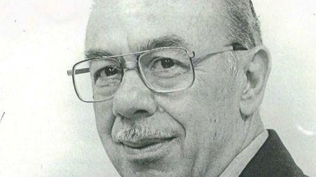 Photo of Alfred F. Samenga