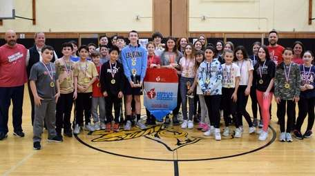 Wantagh Middle School students collectively raised $5,642 in