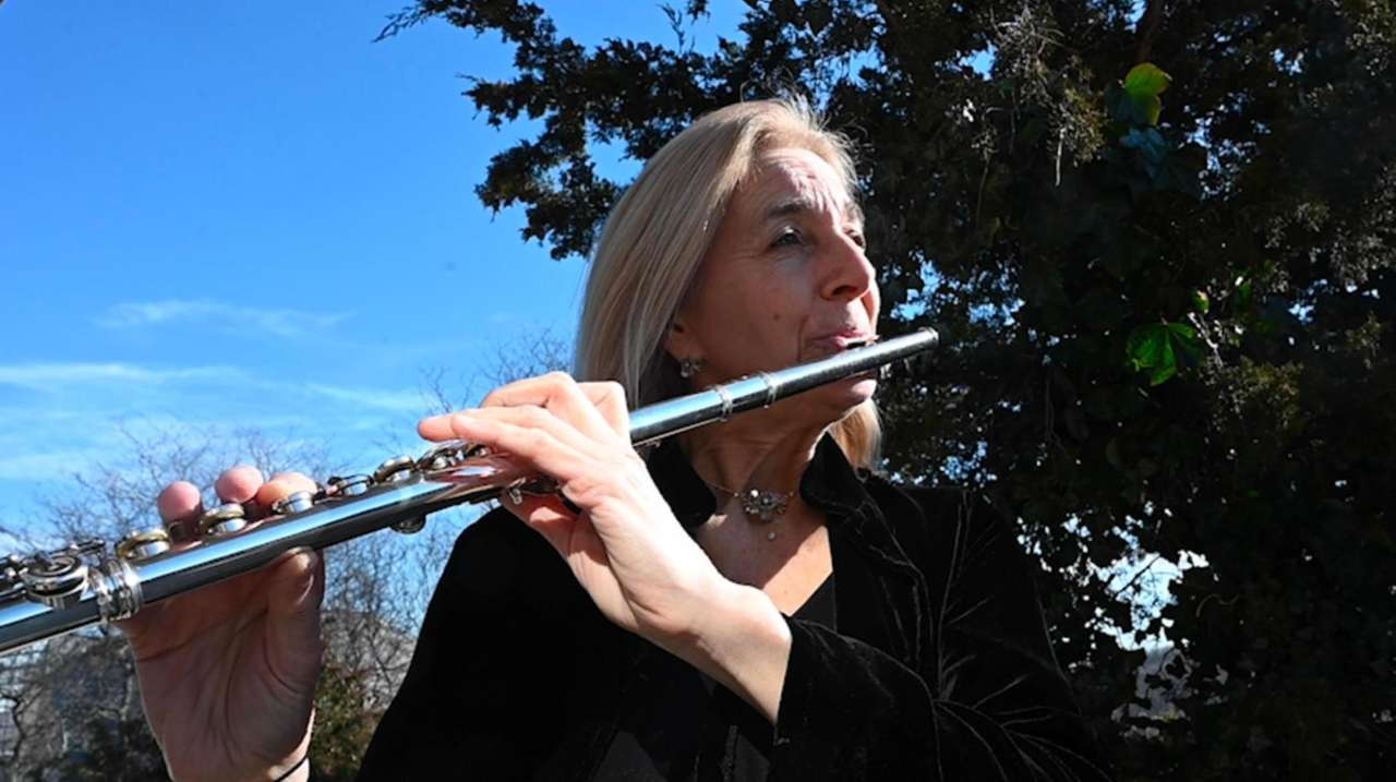 On March 9, flutist Carol Wincenc, who lives