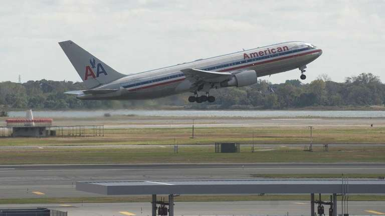 American Airlines has filed an application with the