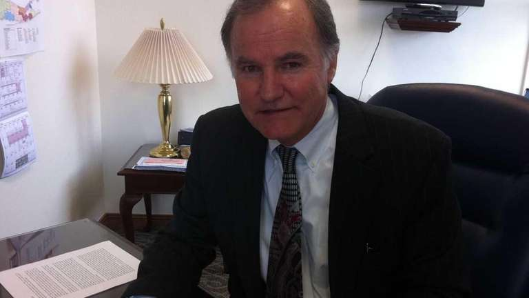 Peter Dion, who last year had succeeded longtime