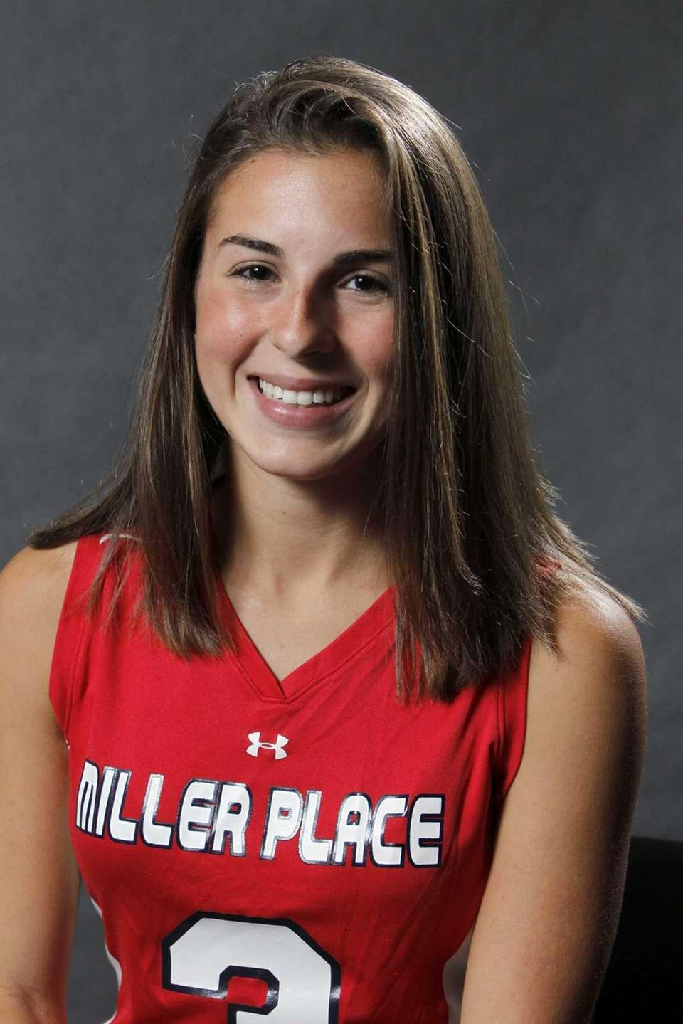 HEATHER ERCOLANO Miller Place, Midfielder, Senior The two-time