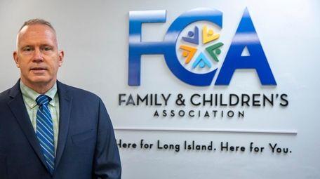 Addiction expert Jeffrey Reynolds, chief executive of Family