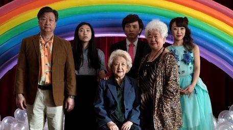 Awkwafina, Zhao Shuzhen, Tzi Ma, Lu Hong, Chan