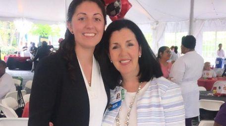 Kerri Scanlan, nurse and now executive director at