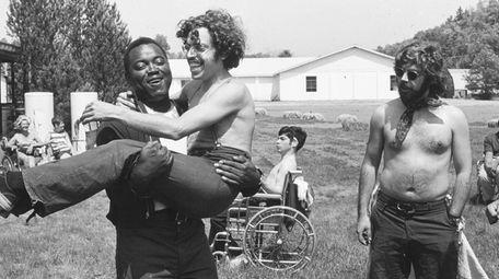 """Netflix's """"Crip Camp: A Disability Revolution"""" is an"""