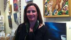 Arlene McLoughlin, of Massapequa, is the newly elected