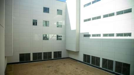 The new Family and Matrimonial Court building under