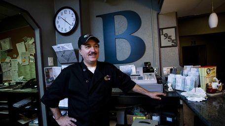 Frank Borrelli, 53, is the co-owner of Borrelli's,