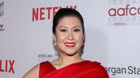 Actress Ruthie Ann Miles attends the AAFCA Awards