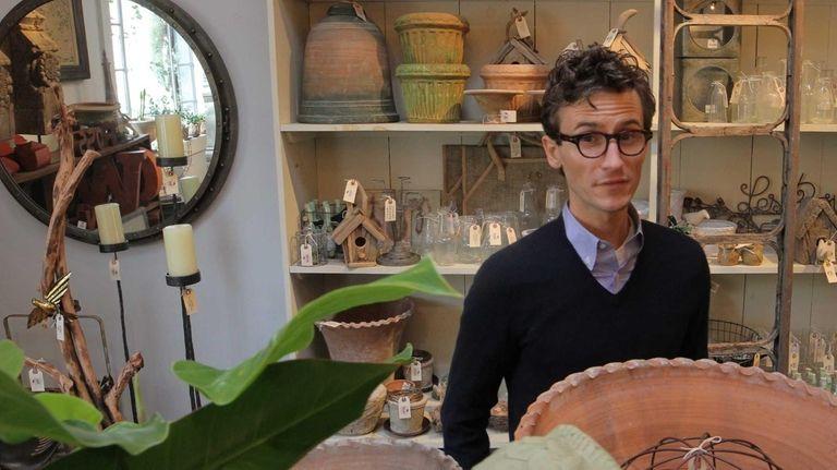 Ben Busko, 29, owner and founder of Ben's