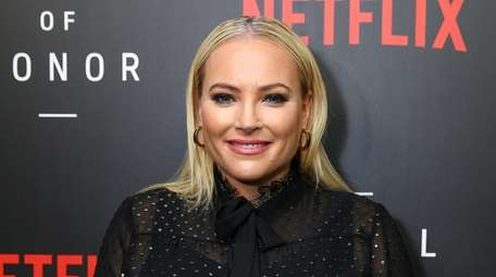 """Meghan McCain attends the Netflix """"Medal of Honor"""""""