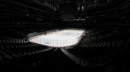 The Capital One Arena, home of the Capitals,